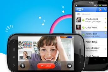 适用于Android的Skype47版可节省大量电池