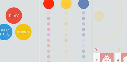 Chromedrop带来具有挑战性但又美丽的休闲游戏体验