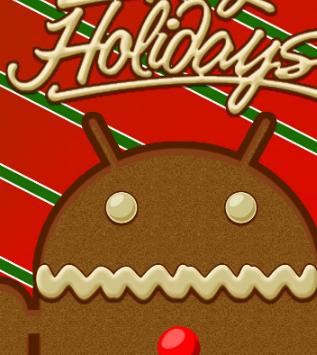 使用这些Android主题贺卡展示您的度假精神