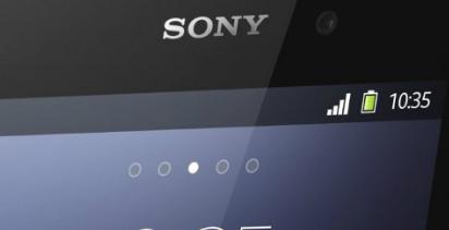 索尼在IFA上介绍旗舰XperiaZ1
