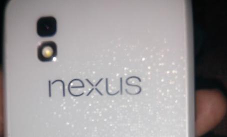 白色Nexus4是否可以成为GoogleIO的全新LTE型号