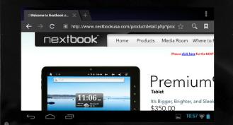 对于价格在100到150美元的Android平板电脑上的所有吸引力
