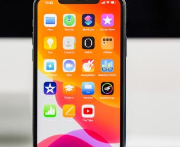 我发现它们比闪亮的玻璃iPhone11明显更结实