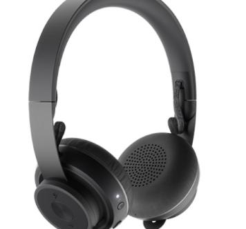 罗技的Zone无线蓝牙耳机价格昂贵