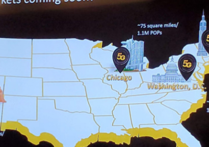 Sprint的5G网络是美国四家运营商中最慢的