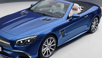全新梅赛德斯SL将受到有史以来最出色的汽车之一的启发