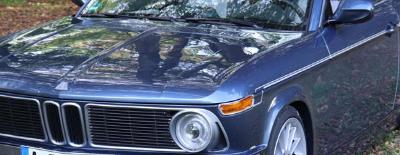 这是将BMW1系列转变为BMW2002的方法