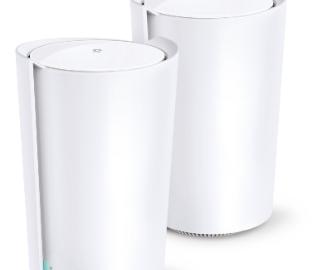 TP-Link首次推出支持Wi-Fi6的DecoMesh网络解决方案