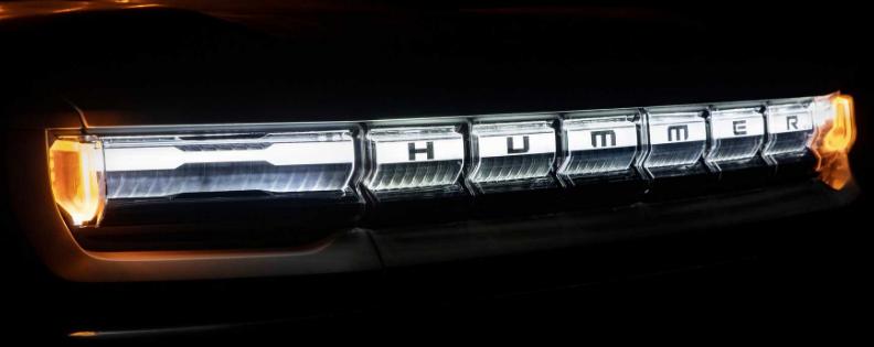 通用汽车没有为其新的GMC品牌电动汽车计划悍马复兴