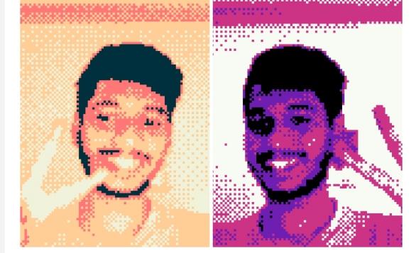 您可以使用此Web应用程序单击古怪的Game Boy相机风格自拍照