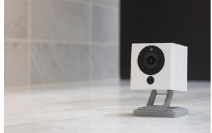 Wyze Cam v3摄像头带有防风雨设计适合户外使用