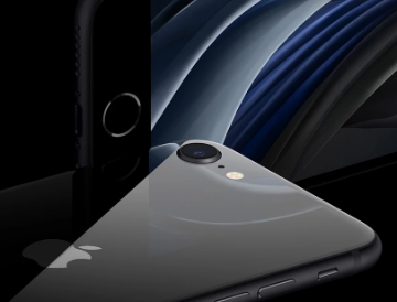 苹果手机第二代iPhone SE带回了更小巧更实惠的手机