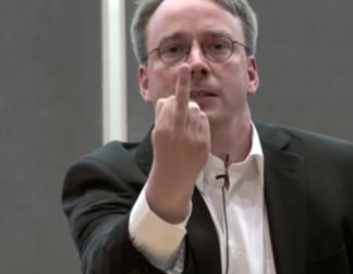 LinusTorvalds因混蛋而休假后返回Linux