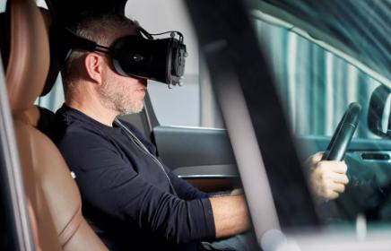 沃尔沃使用视频游戏技术制造更安全的汽车