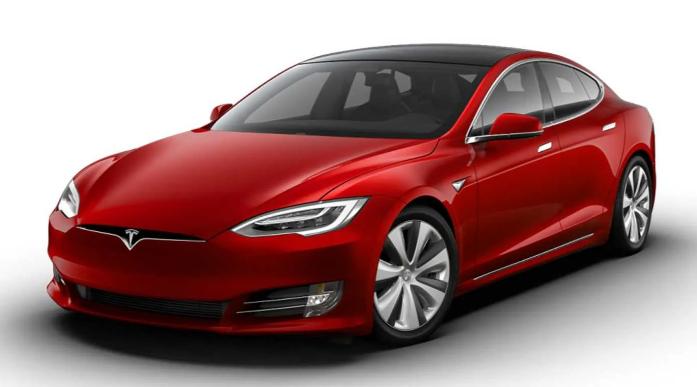 特斯拉Model S的续航里程达到创纪录的409英里