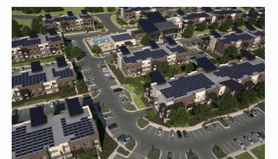 虚拟电厂和未来能源创造的普遍性