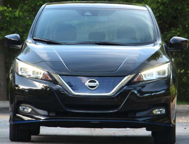 2020日产Leaf Plus驾驶注意事项仍然是可靠的电动汽车