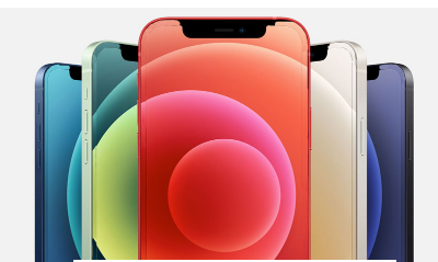 苹果正在研究通过隐藏控制电路来减少边框的替代技术