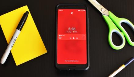 Android 11不会在锁定屏幕上显示专辑封面