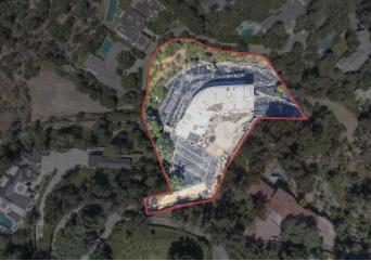 穆罕默德哈迪德的Bel Air豪宅以850万美元的开发场地挂牌上市