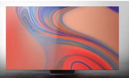 三星将在2021年推动其QLED和microLED电视的销售