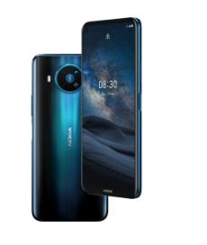 据报道HMD Global将于2021年推出四款诺基亚5G智能手机