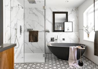 2021年八种住宅浴室设计趋势