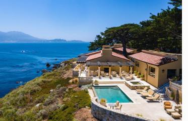 七年来最高价的圆石滩房屋出售