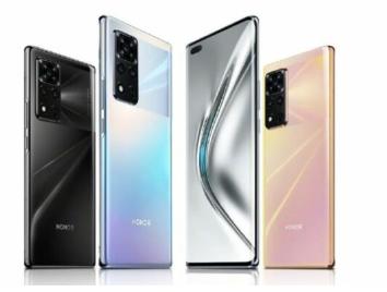 品牌首款独立智能手机荣誉V40 5G正式发布