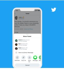 Twitter推出Birdwatch以消除社交网络上的错误信息
