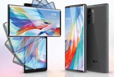 LGWing5G双屏手机配备两款屏幕