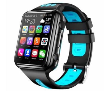 Gocomma W5廉价智能手表具有双摄像头4G等功能