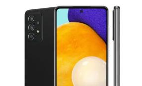 三星Galaxy A52智能手机的价格上市前的可用性详细信息
