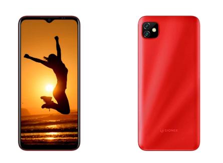 Gionee Max Pro智能手机配备6000mAh电池双镜头在市场推出