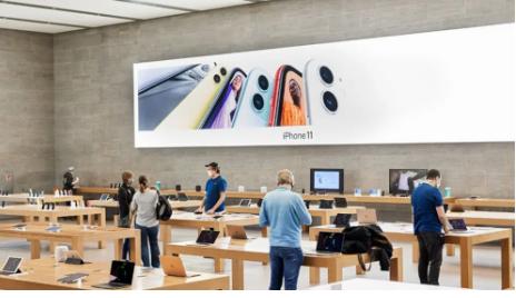 苹果宣布其计划重新开放具有安全限制的零售店