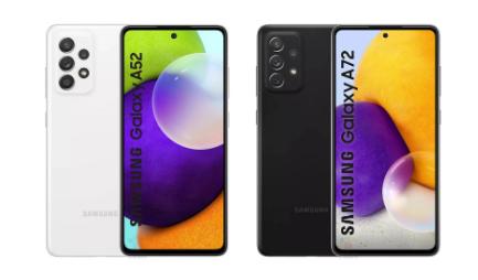据报道三星GalaxyA52和GalaxyA72正在印度尼西亚接受预订