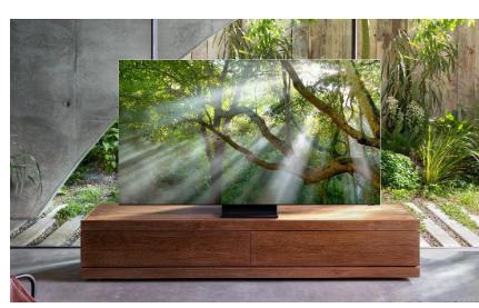 三星推出的QLED电视具有HDR10+自适应支持