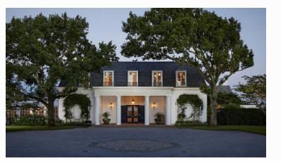 占地42英亩的汉普顿庄园要价1.45亿美元将打破当地纪录