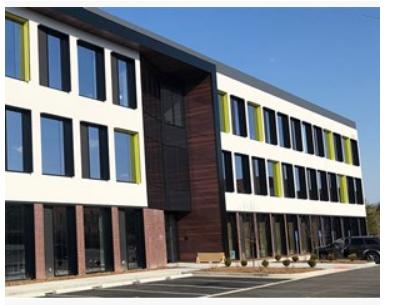 塞内卡商业公司的圣路易斯办公室项目完成