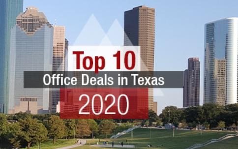 2020年德克萨斯州十大写字楼交易