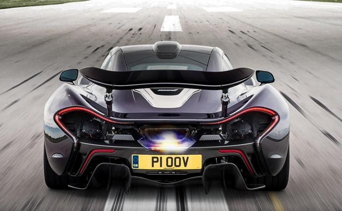 迈凯轮P1的继任者将是一个混合动力车