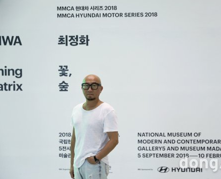 mmca现代汽车系列:2018:崔化-花 树林开幕