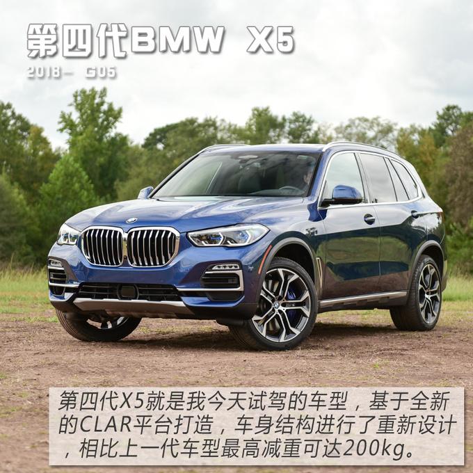 30岁到60岁都喜欢海外试驾全新BMW X5 40i-图7