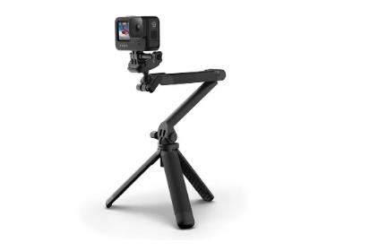 GoPro的新型3Way2.0支架是更好的三脚架自拍杆和握把