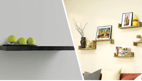7种最佳浮动架子套件可让您的家庭办公室现代化