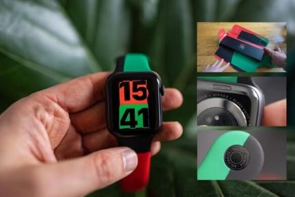 苹果获得无袖血压追踪技术专利