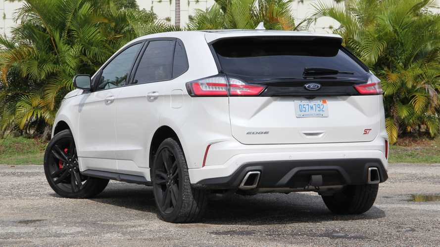 福特Edge ST特卖售价高达9,000美元