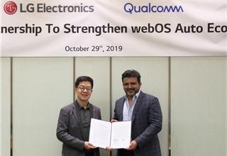 LG的网联车载信息娱乐系统webOS Auto