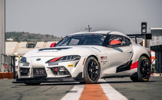 丰田Supra GT4关于车队赛车的一切