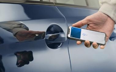 宝马宣布 它是使用苹果公司新的数字汽车钥匙技术的第一款汽车